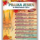Praska Jesień W Świątyniach 28.09 – 02.11.2014